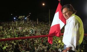 Alejandro Toledo: Peru ex-president faces corruption charges after
