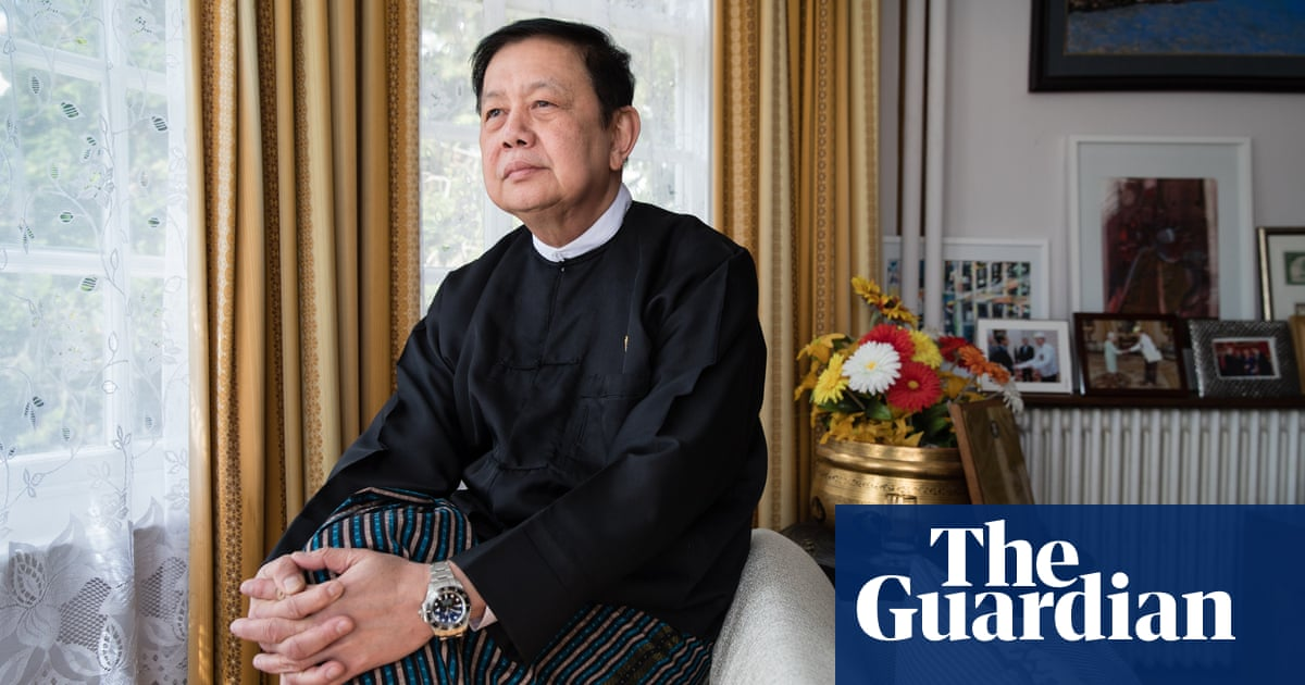 Ousted Myanmar ambassador says his relatives 'forced into hiding'