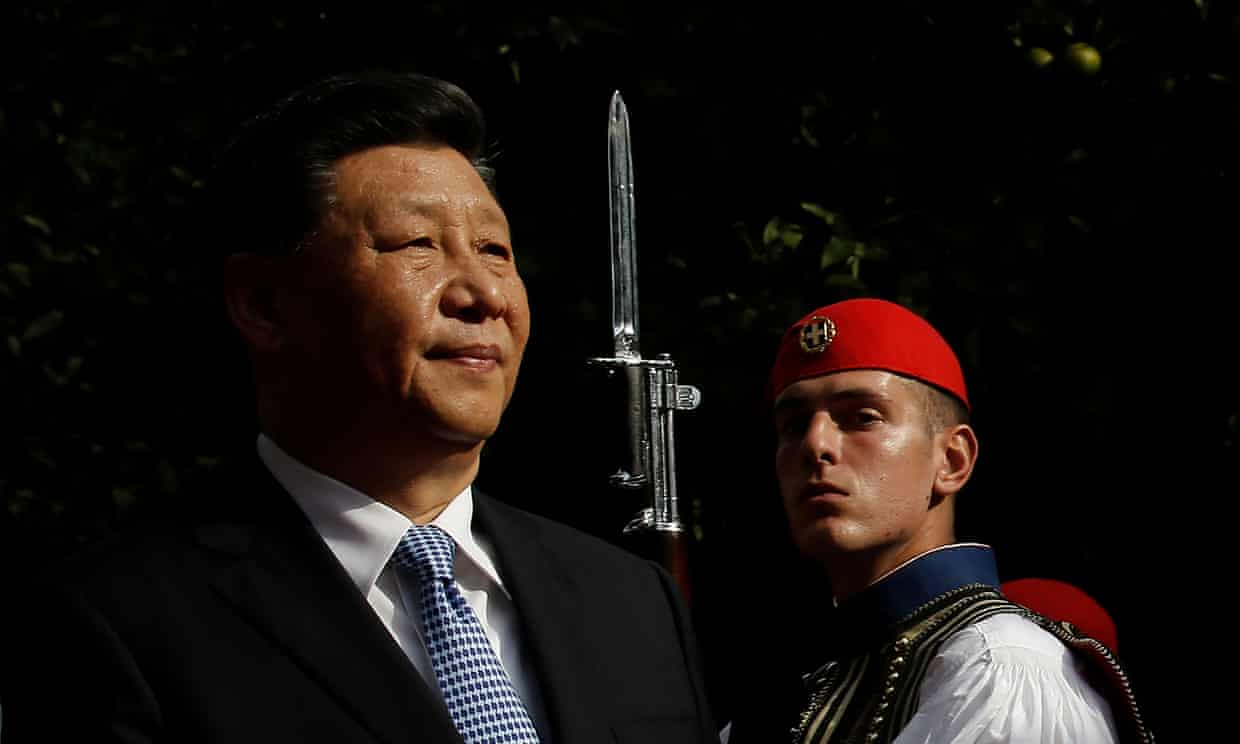 Europe, between a surly US and a hungry China