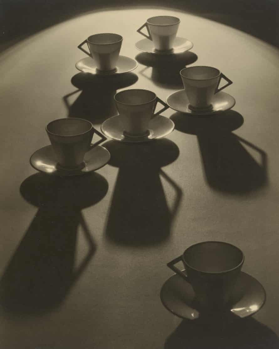 Teacup Ballet by Olive Cotton