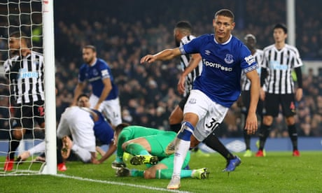 Marco Silva believes Richarlison has quality to score 20 goals a season