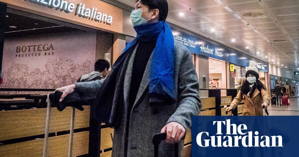 china coronavirus italia
