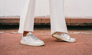 Veja trainers ... ethical and stylish.