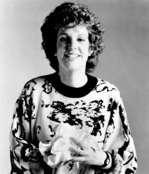 Secret Star Wars screenwriter Gloria Katz in 1986.