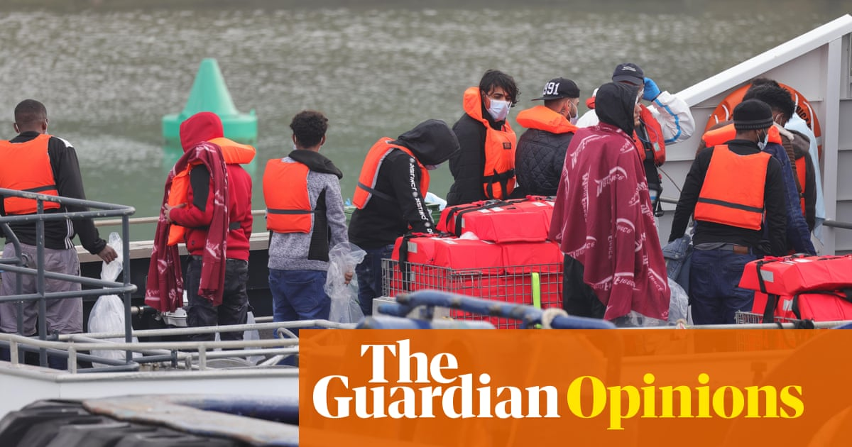 I visited the migrant detention centre in Dover. What I saw was unacceptable