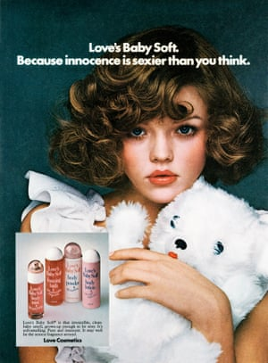 Love Cosmetics, Wells, Rich, Greene Agency, 1975