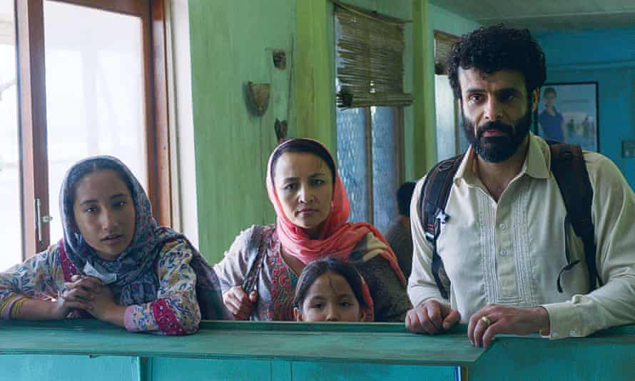 'Stories woven together with a sure hand and a careful eye' ... Soraya Heidari, Saajeda Samaa, Ilaha Rahemi and Fayssal Bazzi in Stateless.