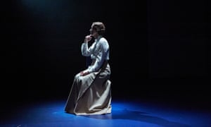 Imaginative insights … Ingrid Craigie as Eileen Gray in Invitation to a Journey.