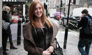 Rebecca Hunter, 28, copywriter