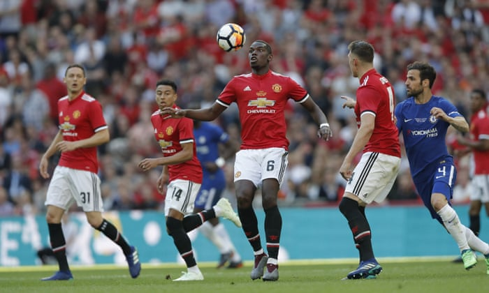 Chelsea 1-0 Manchester United: 2018 FA Cup final – as it happened