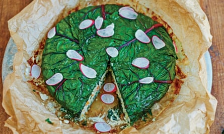 Wrapped vegetable pie Tortino di verdure incartato As the Romans Do by Eleonora Galasso