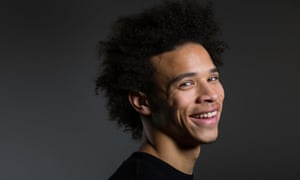 'I have a lot of friends here, Raheem Sterling, John Stones, Kyle Walker. I really like it – everyone is a really good person, we have fun, a laugh.'