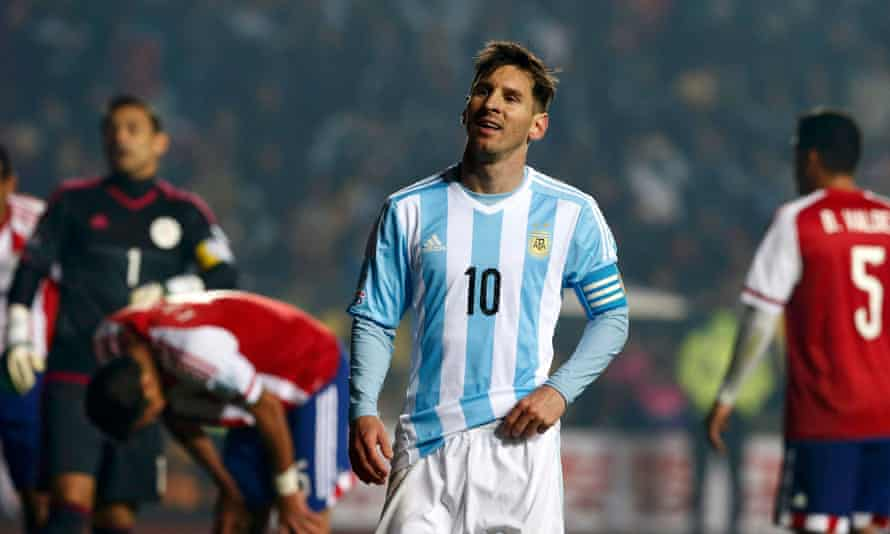 Argentina played brilliantly.
