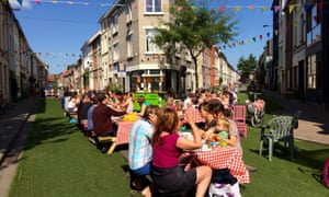 Ghent's Living Streets project