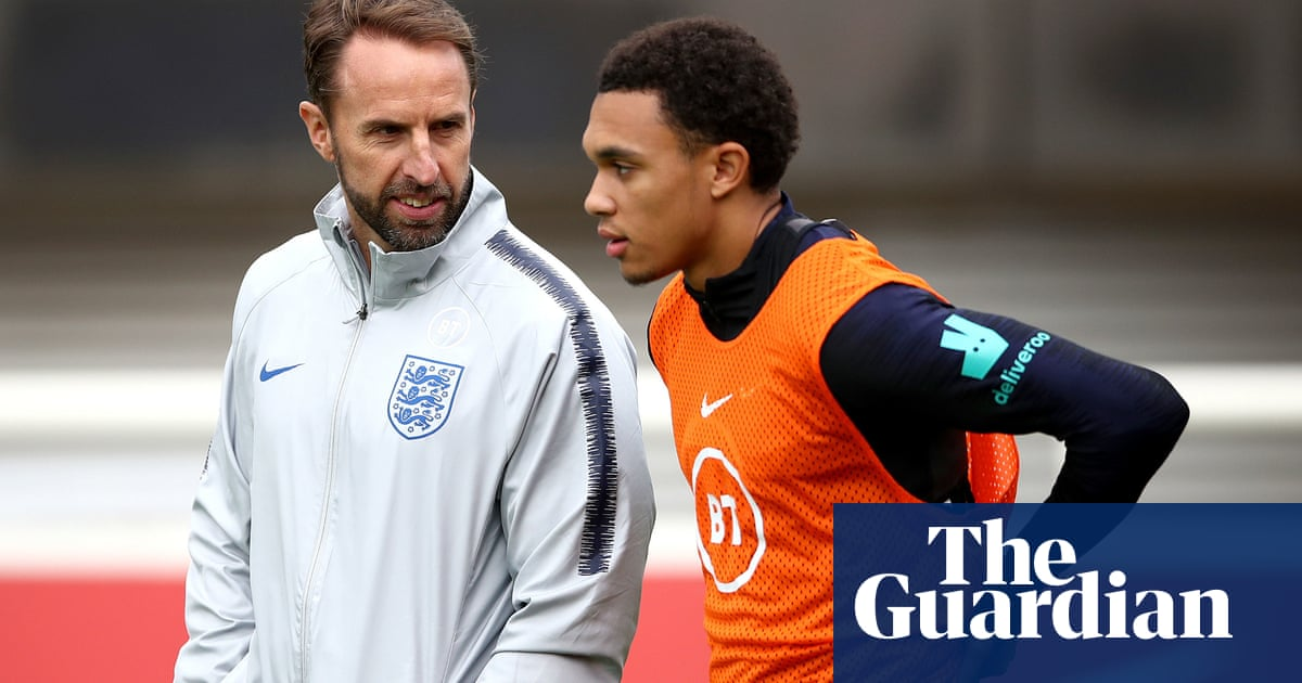 Southgate's desire for 'versatility' boosts Alexander-Arnold's Euro 2020 hopes