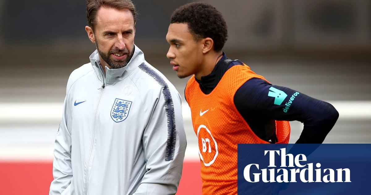 Gareth Southgate to break news to England's unlucky seven
