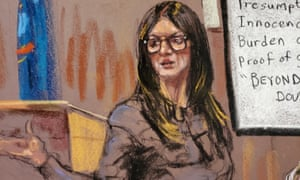 Donna Rotunno makes her closing arguments to the jury for Harvey Weinstein's sexual assault trial in New York City.
