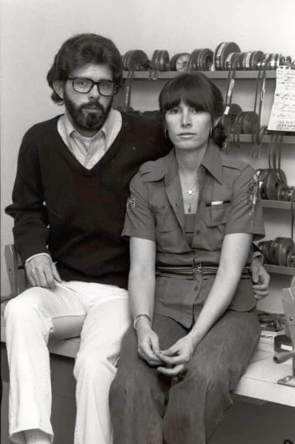 George And Marcia Lucas were married from 1969 to 1983.
