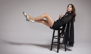 Actor Selma Blair, photographed at Quixote Studio in Los Angeles for an interview in the Observer Magazine