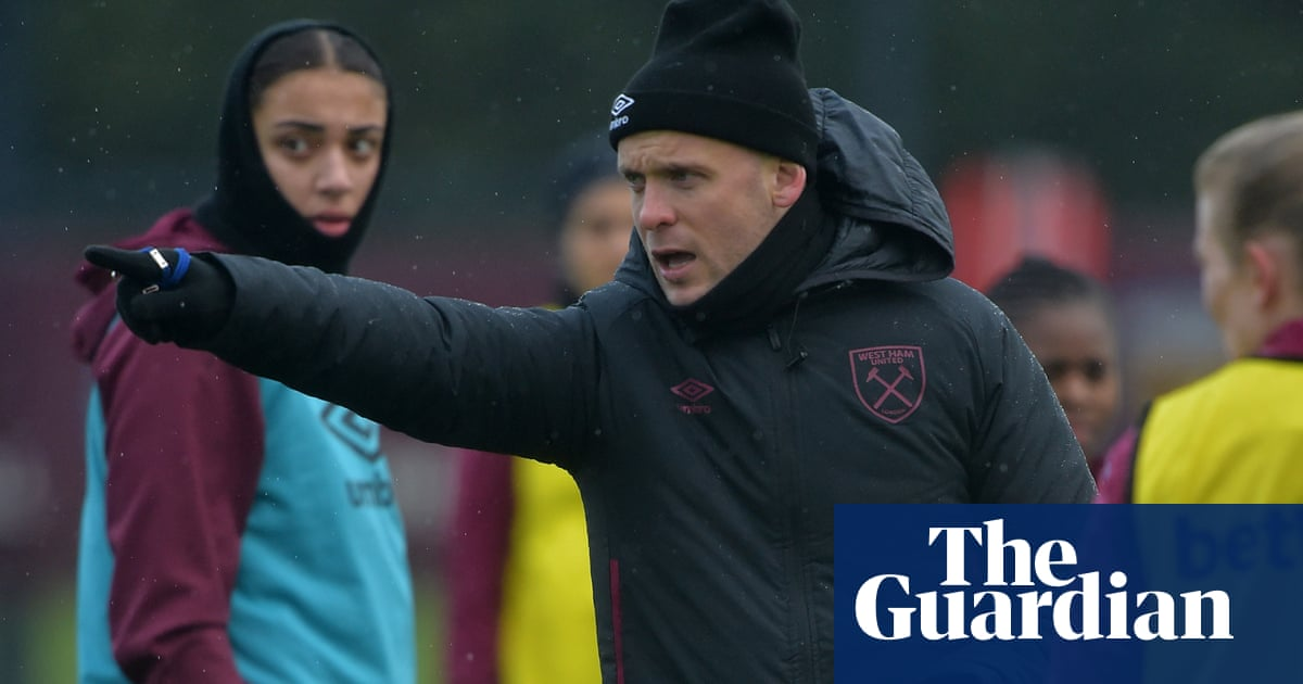 Olli Harder aiming to bring wonders of world tour to West Ham in WSL   Simon Burnton