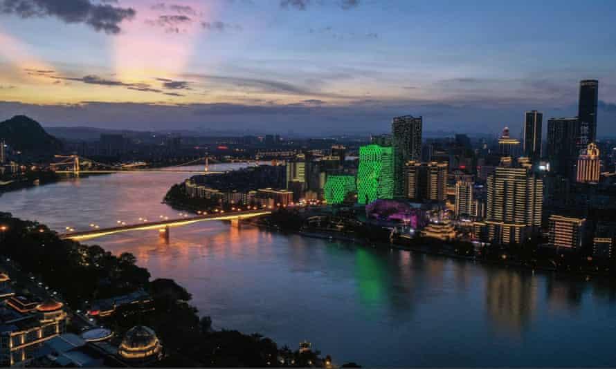 Liuzhou.