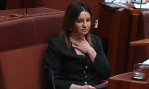 Jacqui Lambie during debate on the repeal of medevac.