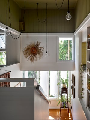 The interior of Harriet House by Bligh Graham Architects