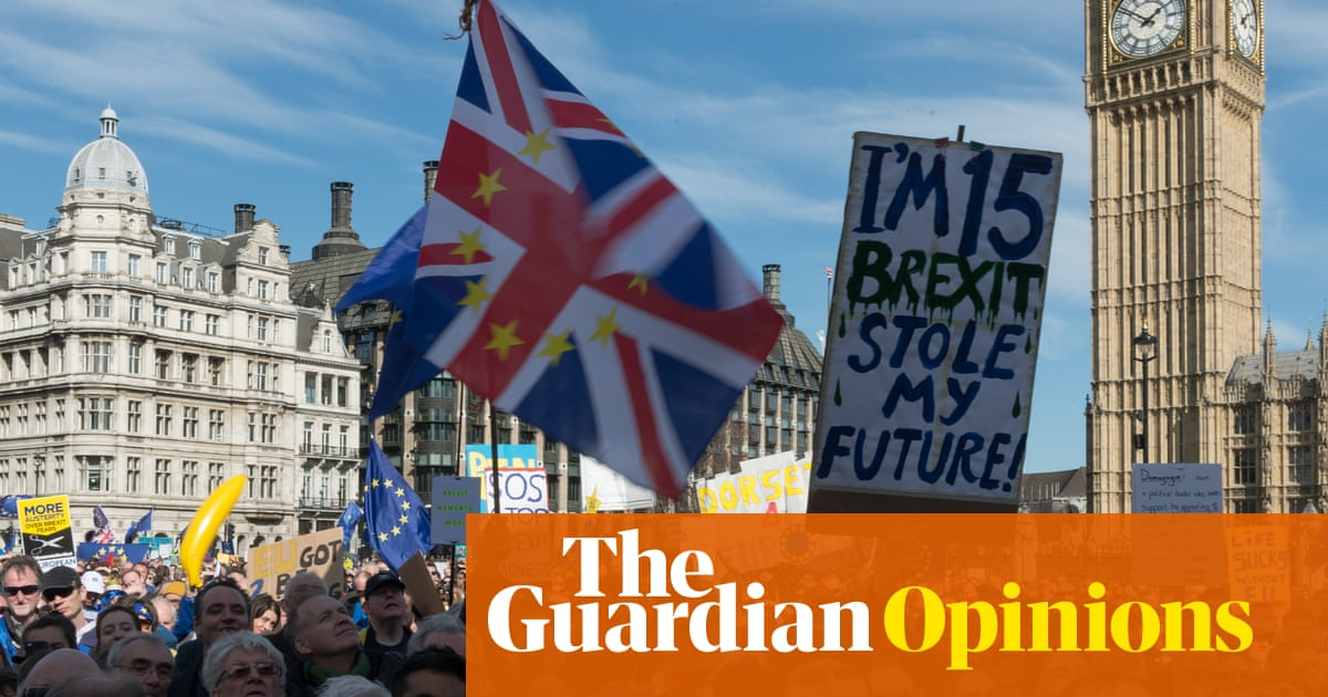 Brexit denial: confessions of a passionate remainer | Ian McEwan