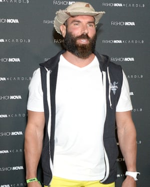 Cannabis entrepreneur and social media celebrity Dan Bilzerian.