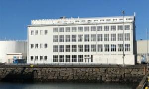 Reykjavík's Living Art Museum.
