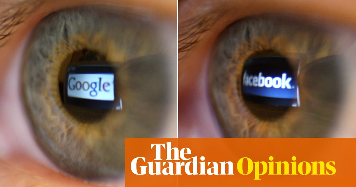 Only the EU can break Facebook and Google's dominance | George Soros