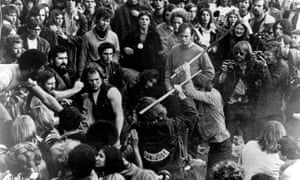 Altamont signaled the end of the 60s and ushered in a darker period in American life