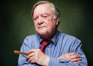 Ken Clarke: 'Maverick he may be, but he's not going to light up in his office.'