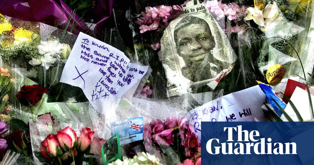 Mark Prince: 'Kiyan represents all those kids who are buried too early'