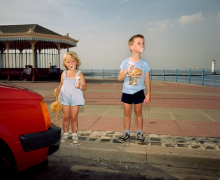New Brighton. From 'The Last Resort'. 1983-85.