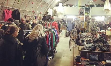 Mercato Vintage Ecosolidale