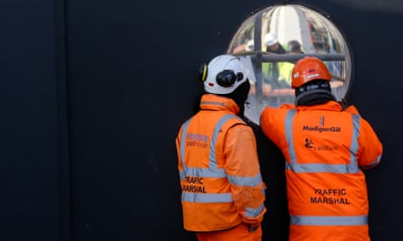 Carillion's board expected to be rescued by the government.