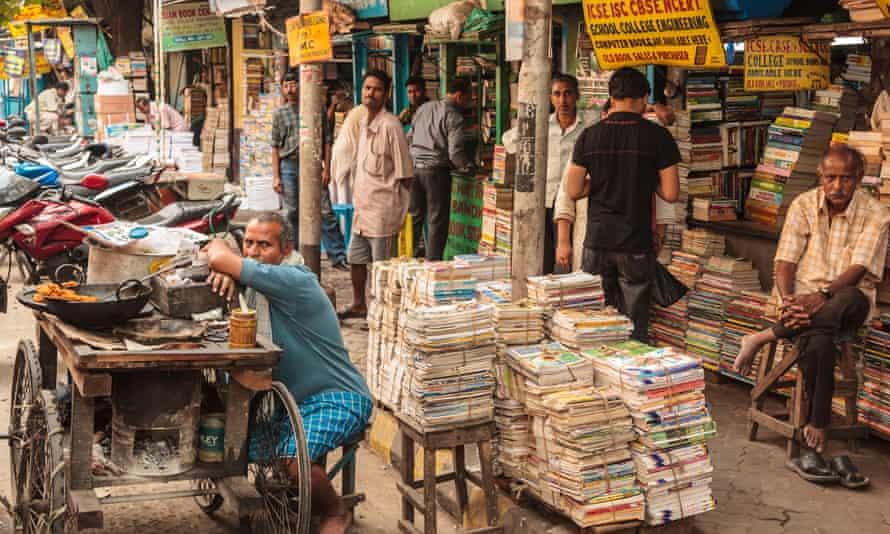 Bookshops in Kolkata.