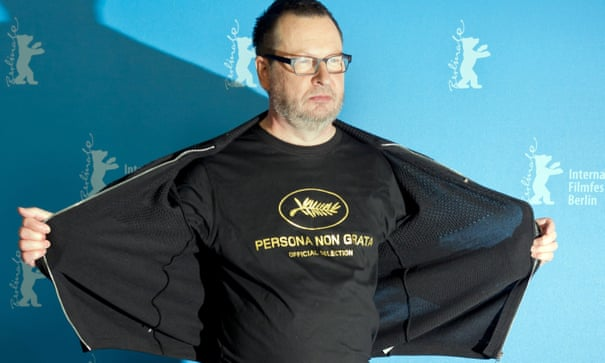 Lars von Trier's Cannes return proves festival is still in thrall to