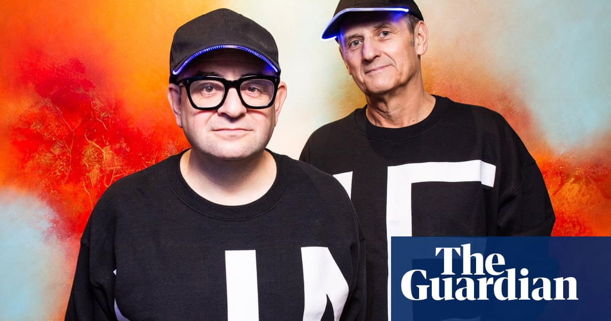 Mark Radcliffe, electronica god: Im not just some radio bloke having a dabble
