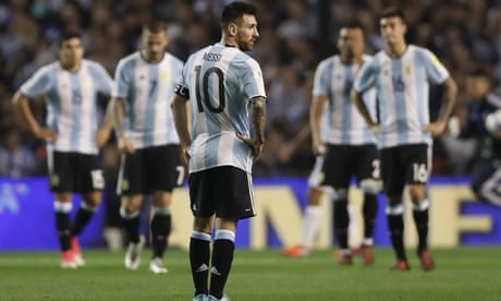 Argentina have a mountain to climb in Ecuador to secure World Cup place