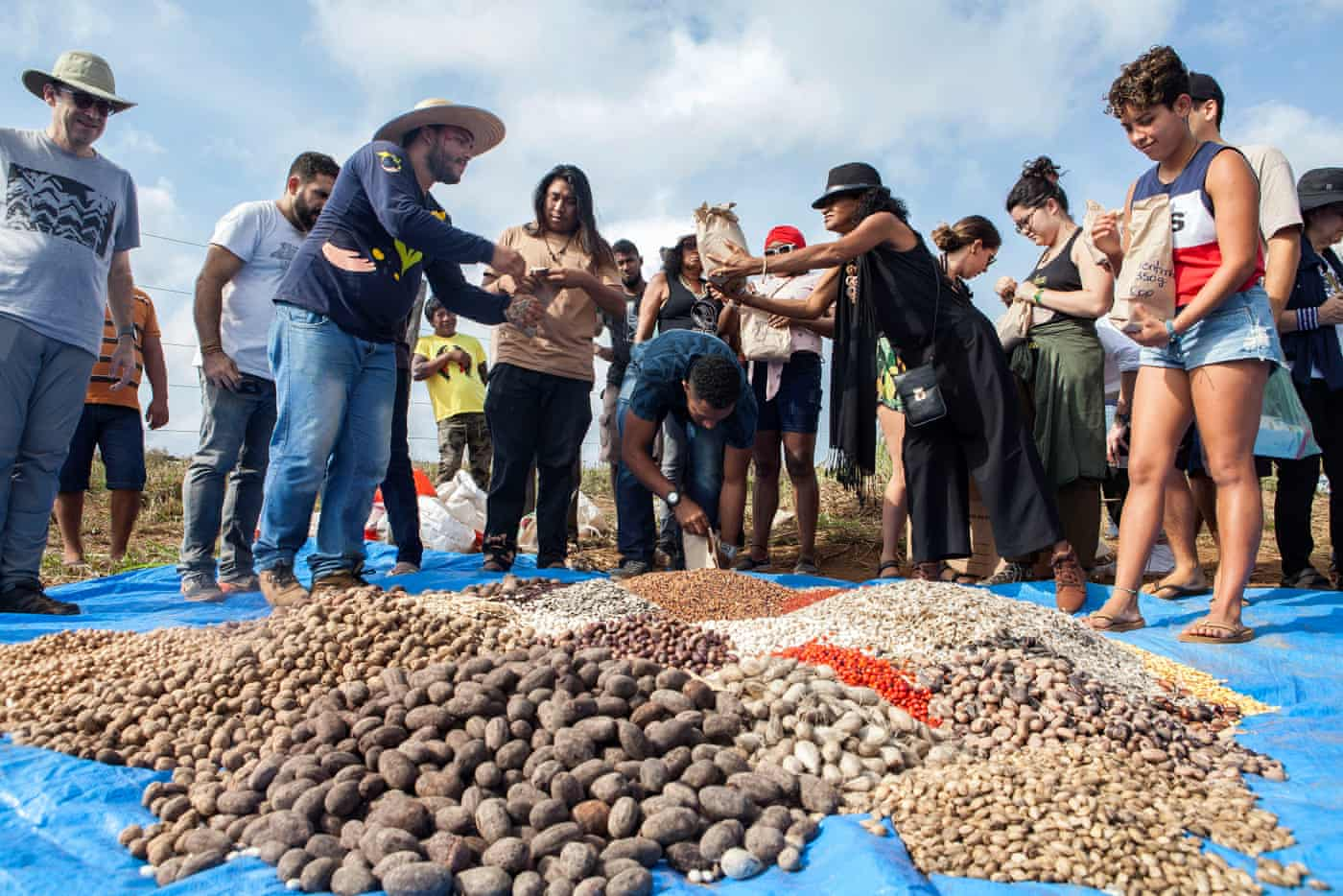 Activists hold climate conference deep in the Amazon rainforest