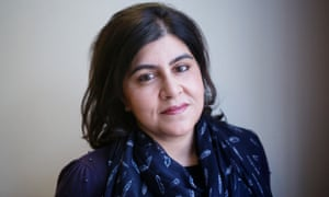 Former Conservative chair Sayeeda Warsi has written to the editor of the Sun about a column criticising Channel 4 News for using a Muslim presenter to cover the Nice truck attack.