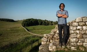 David Olusoga, Housesteads Roman Fort, Hadrian's Wall
