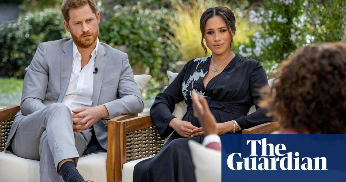 Harry and Meghan 'believe royals did not take accountability for concerns'