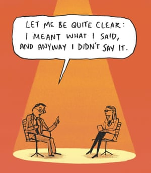 Berger & Wyse on truth – cartoon