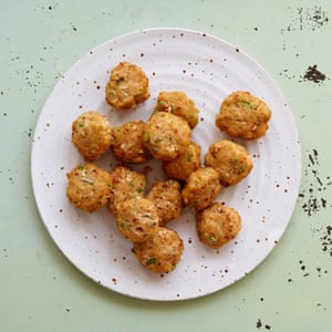 Kay Plunkett-Hogge's Thai fishcakes.