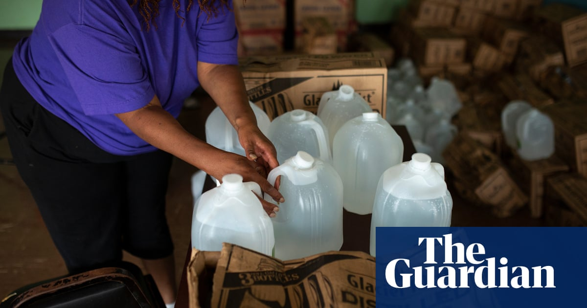 Michigan tells majority-Black city not to drink tap water amid lead crisis