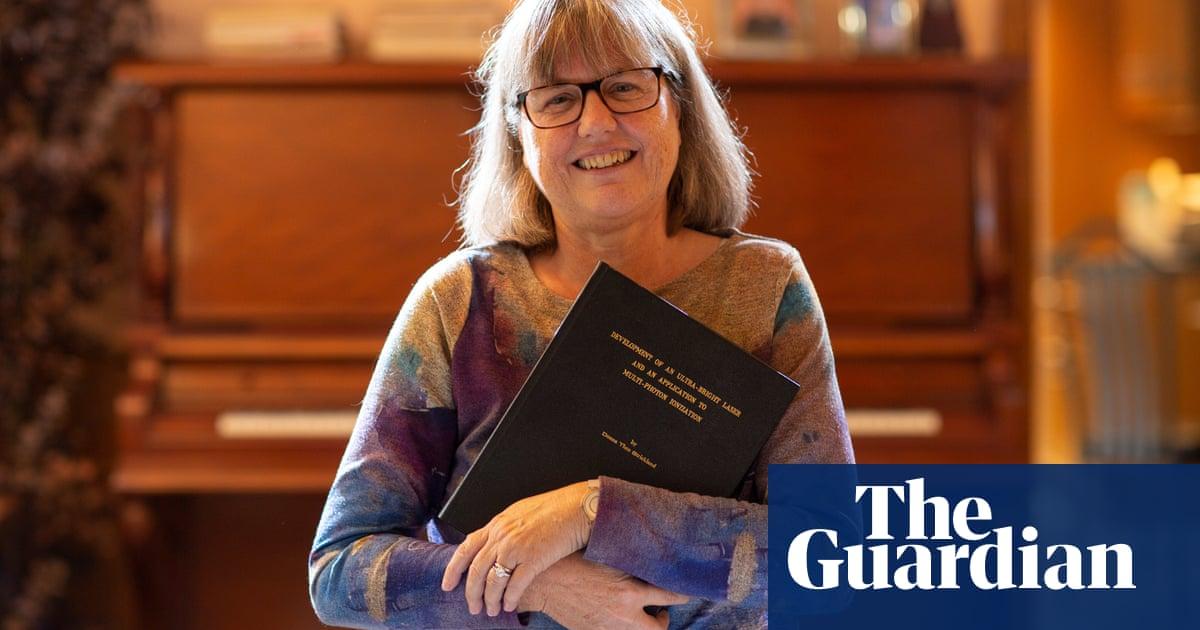 Female Nobel prize winner deemed not important enough for Wikipedia entry