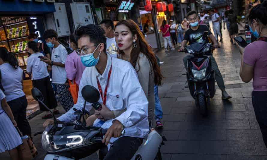 For most of last year, Chinese citizens enjoyed a largely virus-free life